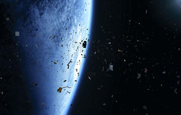 Space Debris / ESA