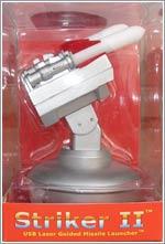 Lanzador de misiles USB Striker II