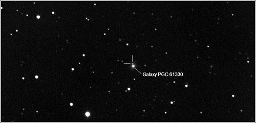 La supernova de Nathan Gray