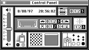 Preferencias del Sistema 1984 / Apple