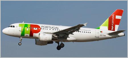 Airbus A319-111  (CS-TTM)  © Sergio Aguilera - Iberian Spotters