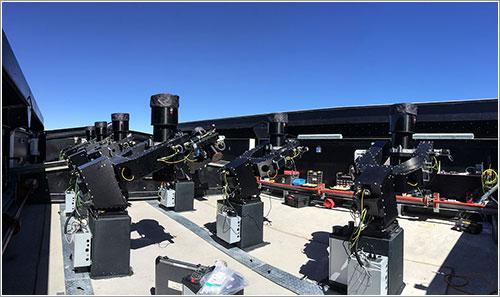 Telescopios del NGTS
