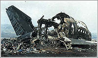 Tenerife Disaster Collision 1977
