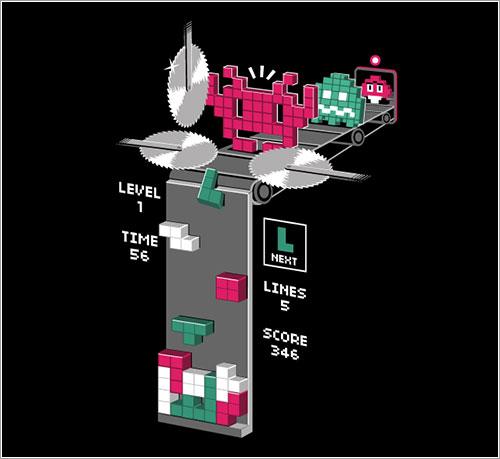 El terrible secreto del Tetris por Eduardo San Gil