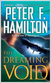 The dreaming void por Peter F. Hamilton