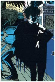 The Sandman por Mike Dringenberg © DC Comics