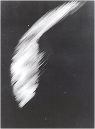 La Tierra vista por el Explorer 6 - NASA