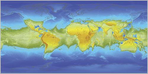 La Tierra sin rotación