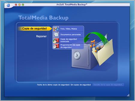 TotalMediaBackup