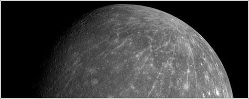 Mercurio revelado por la MESSENGER - MESSENGER, NASA, JHU APL, CIW