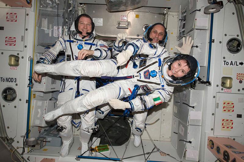 Tripulación de la Soyuz TMA-15M