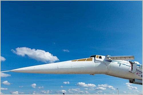 Tu-144 por English Russia