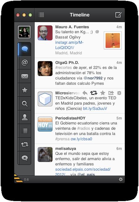 TweetBot para Mac OS X