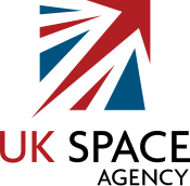 Logo de la UK Space Agency