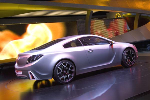 Un Opel, que viene siendo de GM