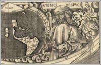 América en el Universalis Cosmographia