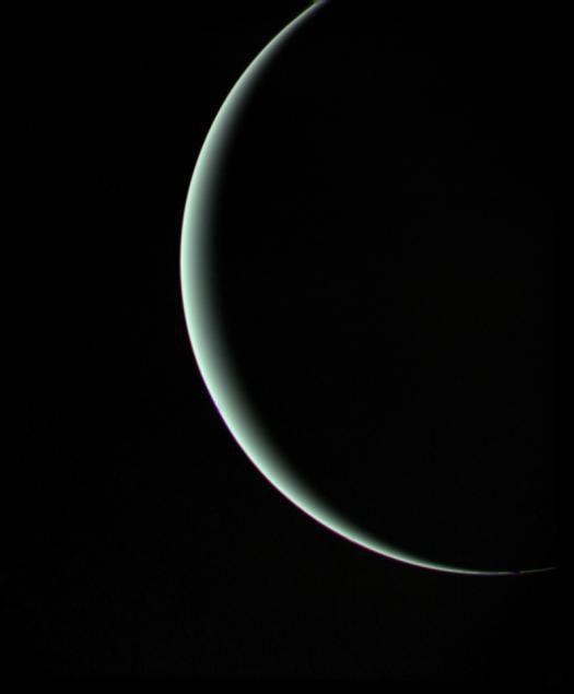 Adiós, Urano