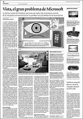 La Voz de Galicia 19 de octubre de 2008