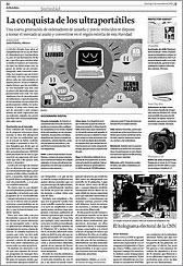 La Voz de Galicia 9-11-2008