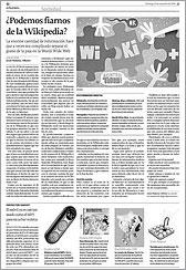 La Voz de Galicia 23 de noviembre de 2008