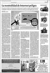 La Voz de Galicia 30 de noviembre de 2008