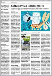 La Voz de Galicia 22 de diciembre de 2008