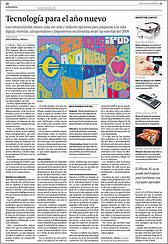 La Voz de Galicia 5 de enero de 2008