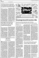 La Voz de Galicia 12 de enero de 2008