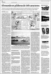 La Voz de Galicia 18 de enero de 2008