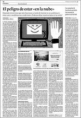 La Voz de Galicia 1-3-2009