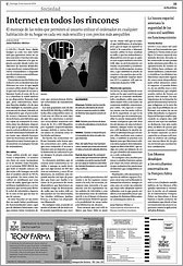 La Voz de Galicia 8-3-2009