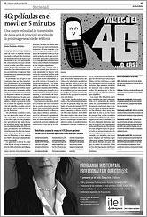 La Voz de Galicia 19-4-2009