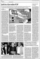 La Voz de Galicia 24-5-2009