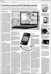 La Voz de Galicia 5 de octubre de 2008