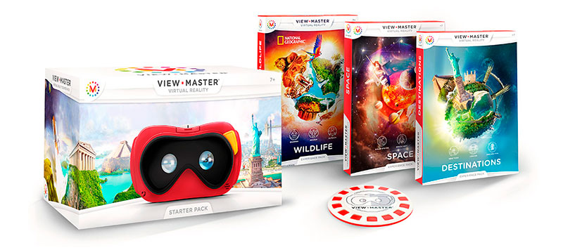 View-Master VR 2015