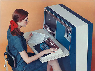 Vintage computing '67