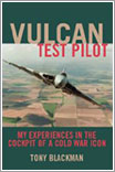 Vulcan Test Pilot por Tony Blackman