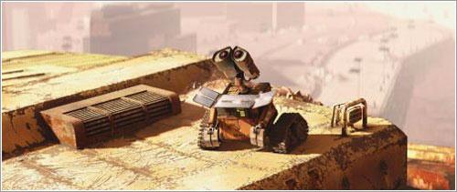 Wall-E de Pixar