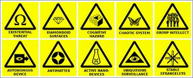 Warning Signs © Arenamontanus