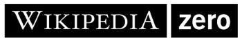 Wikipedia Zero Logo