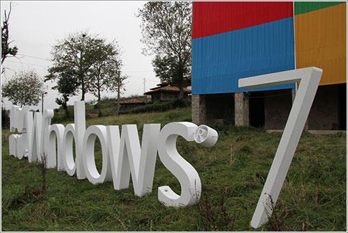 Windows7 en Sietes