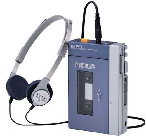 Sony TPS-L2, el Walkman original