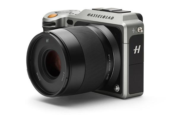 Hasselblad X1D cámara compacta