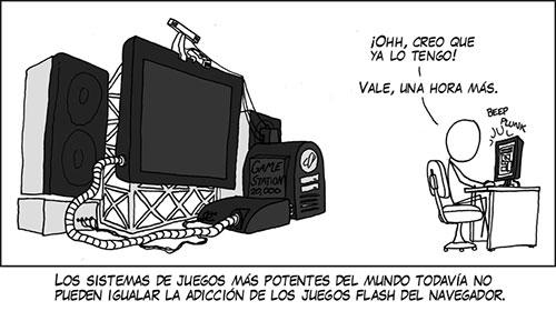 XKCD Juegos Flash
