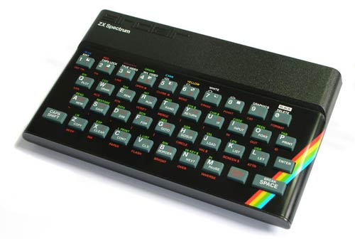 ZX Spectrum © Bill Bertram