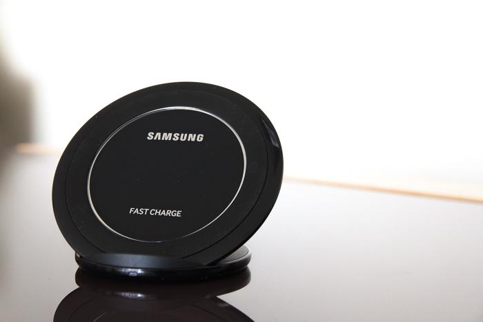 Carga inalámbrica Samsung S7 - Nacho Palou