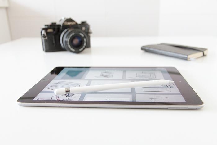 Apple iPad Pro 9,7 Apple Pencil