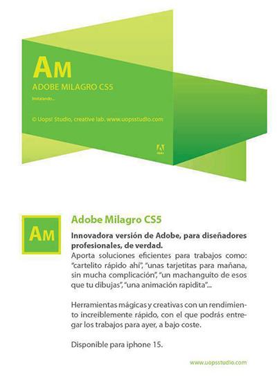 Adobe-Milagro