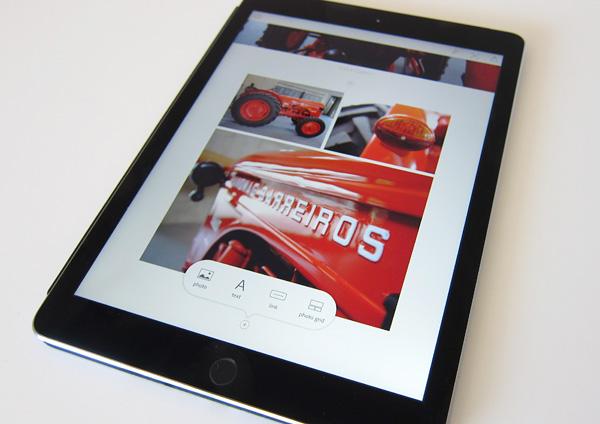 Adobe Slate: para componer historias visuales atractivas, fácilmente