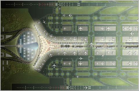Aeropuerto de Pekín 2